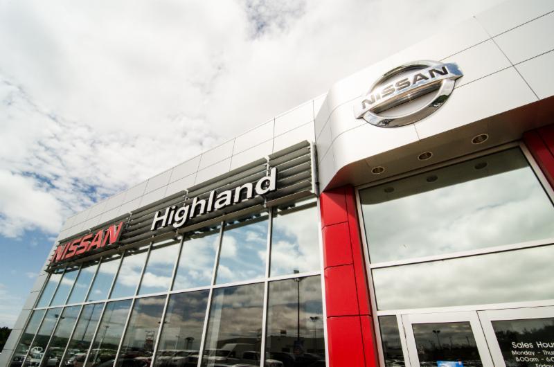Highland Nissan - Photo 1