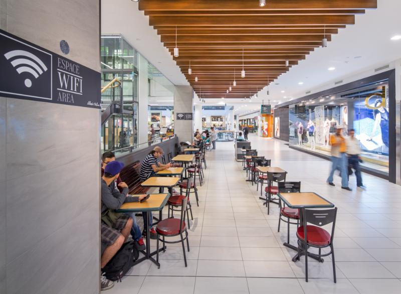 Alexis Nihon Food Court Hours