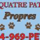 Les Quatre Pattes Propres - Toilettage et tonte d'animaux domestiques - 514-969-7387