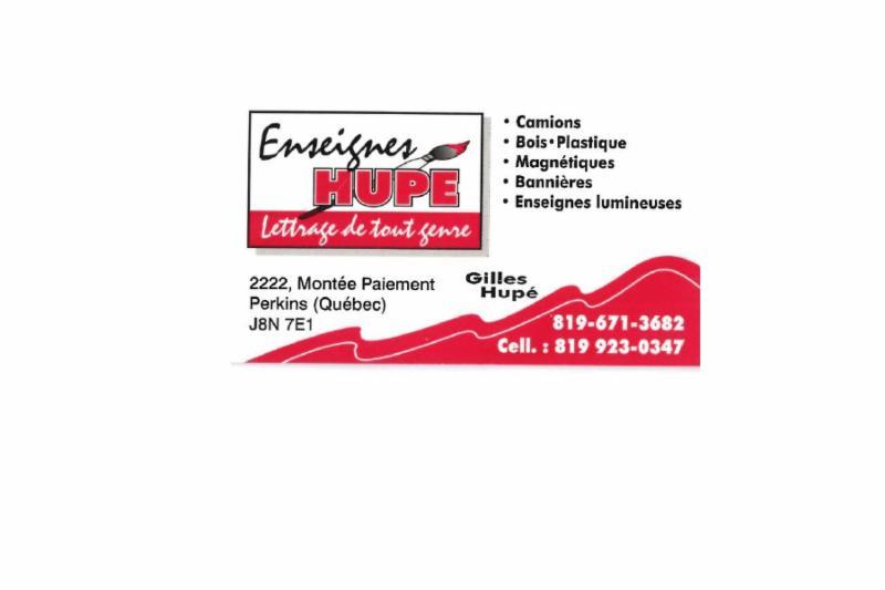 Enseignes Hupé Enr - Photo 1