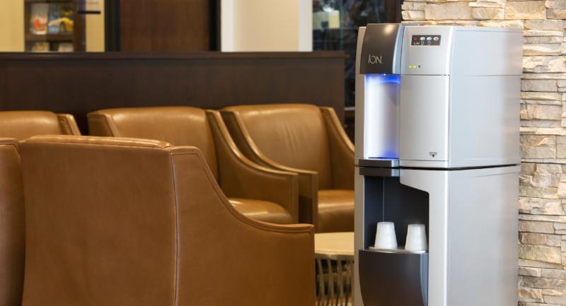 Water Coolers Toronto - Blue Water Cooler Solutions