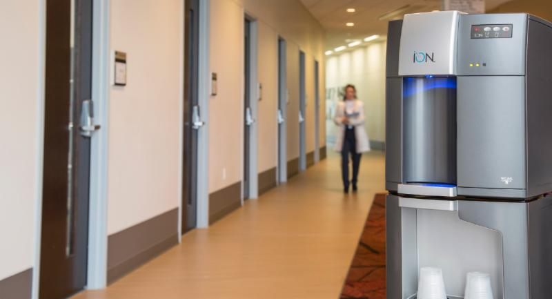 Toronto Water Coolers - Blue Water Cooler Solutions