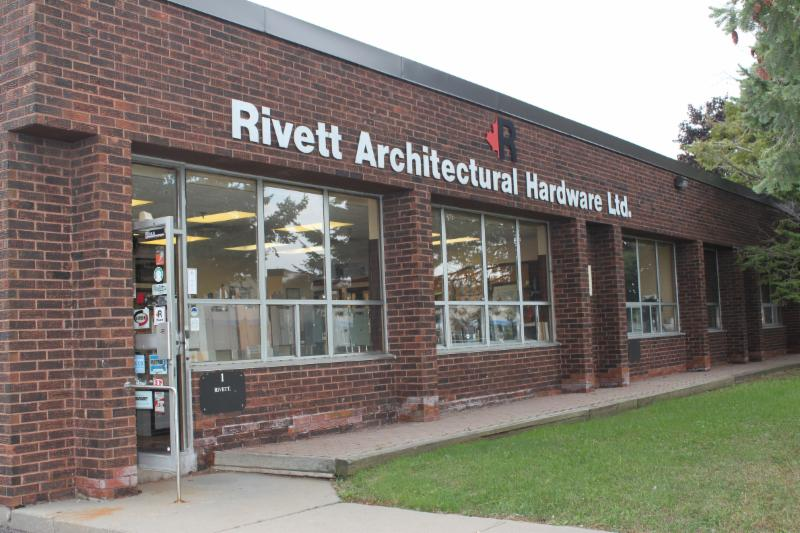 Rivett Architectural Hardware Ltd - Photo 5