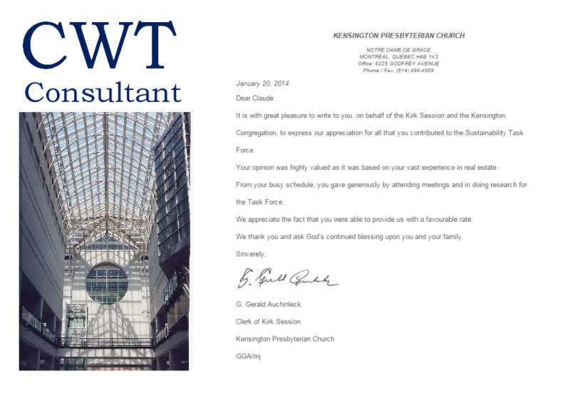 CWT Consultant - Photo 1