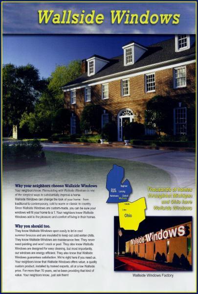 Wallside windows ottawa on 874 boyd ave canpages for Wallside windows