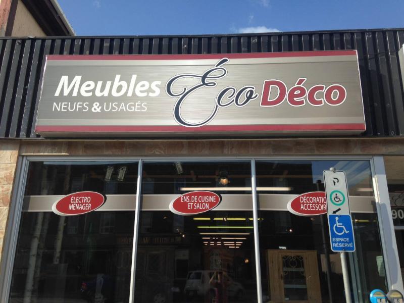Meubles co d co val d 39 or qc 902 3e avenue canpages for Eco participation meuble