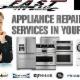 Fast Appliance Repair Ltd - Major Appliance Stores - 587-891-7771