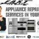 Fast Appliance Repair Ltd - Magasins de gros appareils électroménagers - 587-891-7771