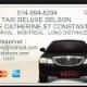 Taxi De Luxe Delson - Taxis - 450-444-8294