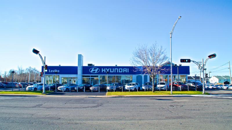 Hyundai Léviko Lévis - Photo 1