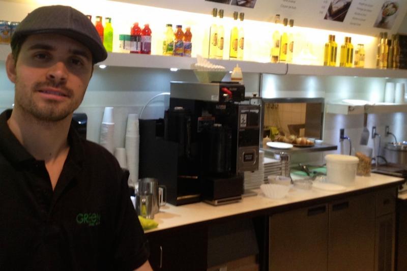 Café Green Et Traiteur - Photo 1