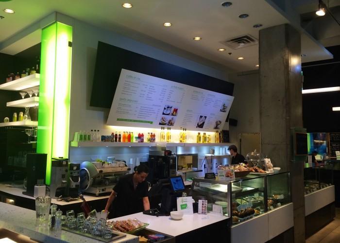 Café Green Et Traiteur - Photo 2