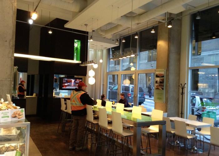 Café Green Et Traiteur - Photo 3