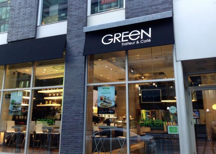 Café Green Et Traiteur - Photo 4