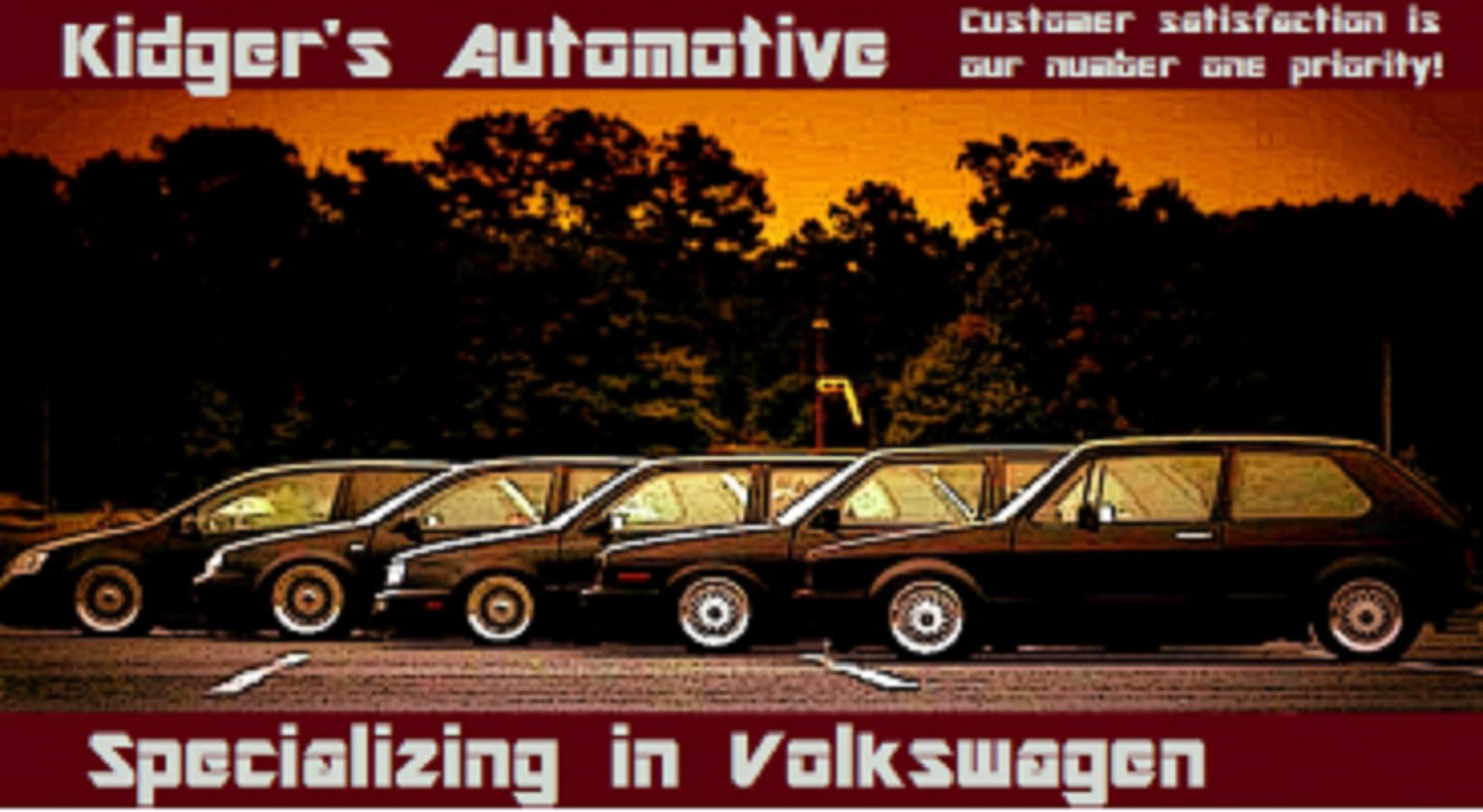 Kidger's Automotive - Réparation et entretien d'auto - 604-897-7268