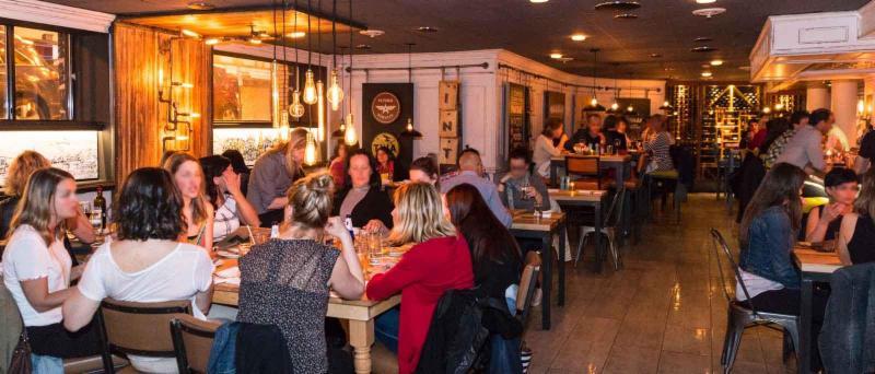 La Perla Restaurant Quebec