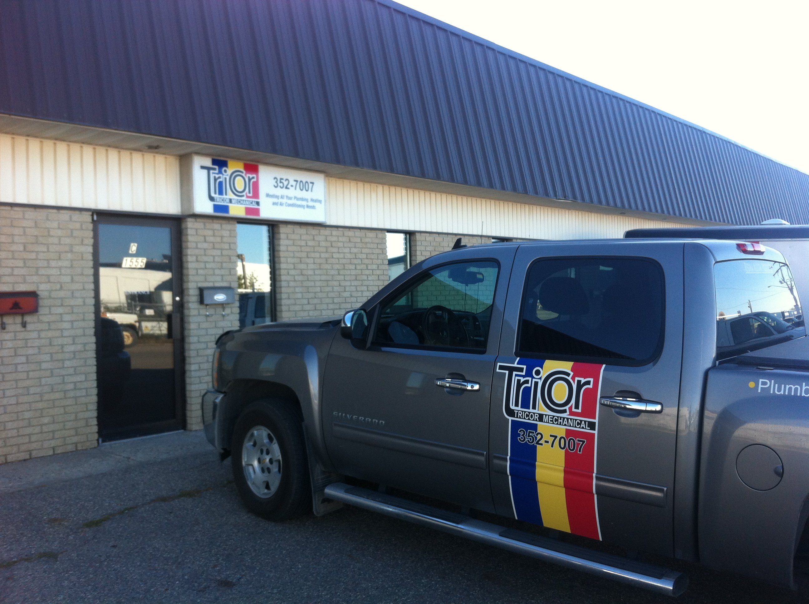 Tricor Mechanical - Air Conditioning Contractors - 306-352-7007