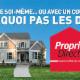 Adam Laramée - Courtier immobilier Proprio Direct - Courtiers immobiliers et agences immobilières - 450-830-9006