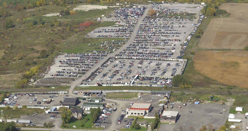 Parts 4 Less U Pull - Used Auto Parts & Supplies - 905-434-1437