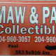 Maw & Paw Collectibles - Magasins d'occasions - 204-960-3057