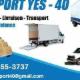Yes Transport - Déménagement et entreposage - 514-655-3737