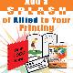 Alberta Printing Co Ltd - Printers - 403-279-5980