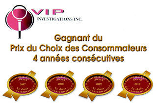 Agence d'Investigation V I P Inc - Photo 2
