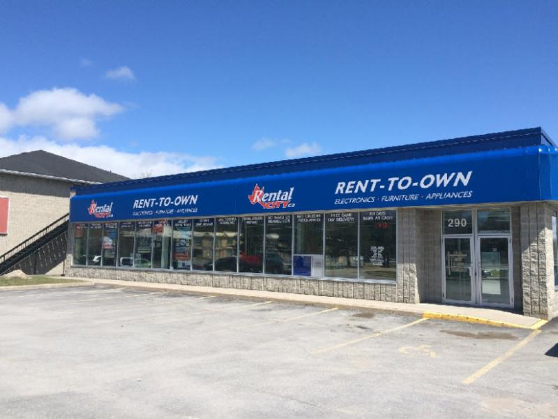 Rental City Orillia Orillia ON 290 Memorial Ave