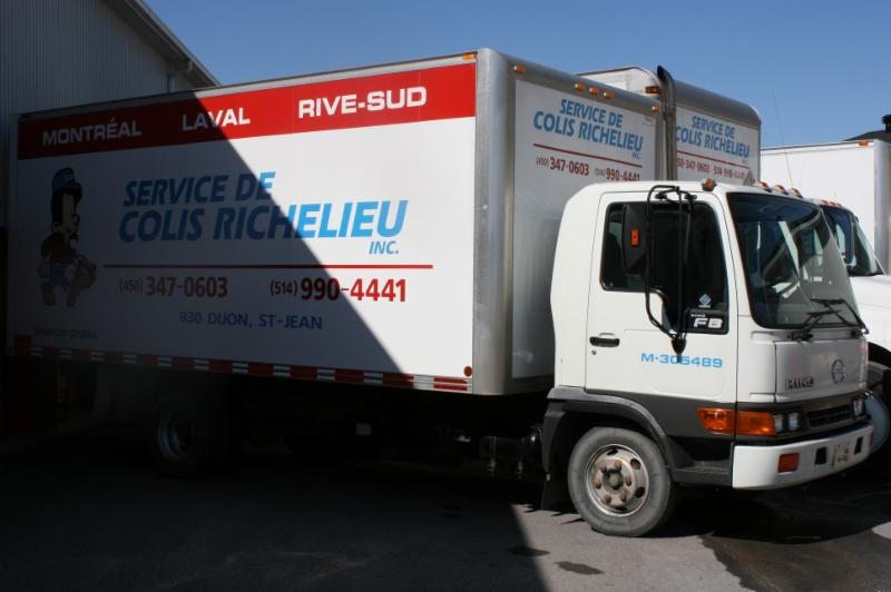 Courrier Service De Colis Richelieu - Photo 3