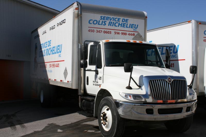 Courrier Service De Colis Richelieu - Photo 5
