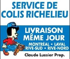 Courrier Service De Colis Richelieu - Photo 2
