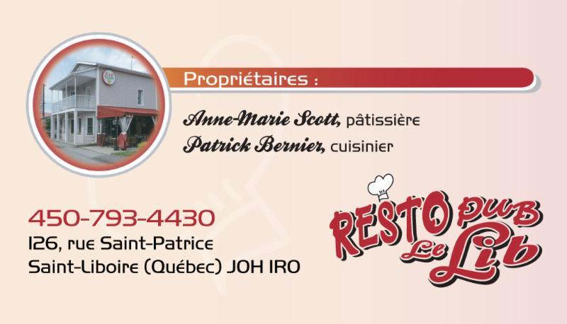 Resto Pub Le Lib - Photo 2