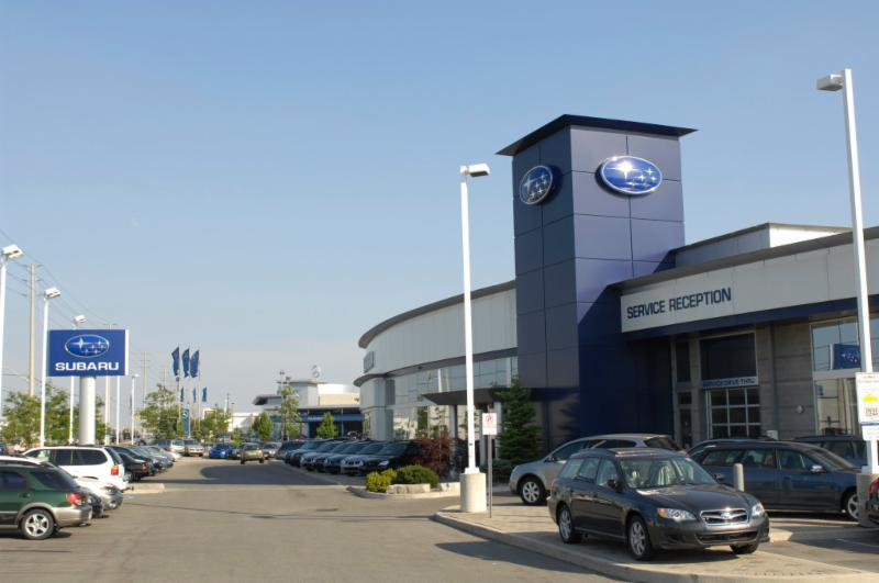Subaru Of Mississauga - Photo 5