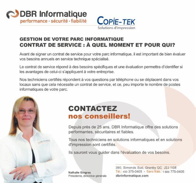 DBR Informatique - Photo 1