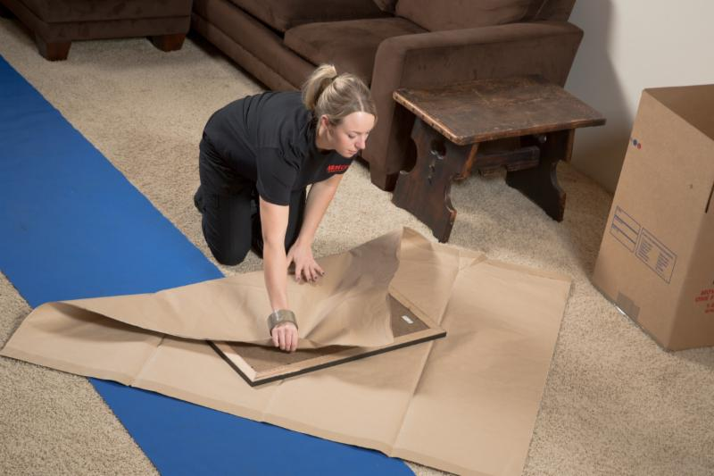 Matco Moving Solutions professional movers are trained in the proper techniques and use the right supplies to protect art for safe and damage free moving. - Matco Moving Solutions