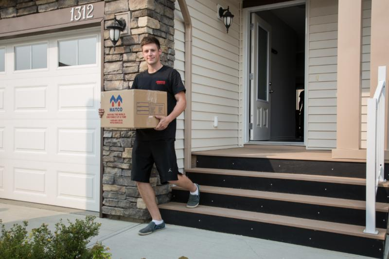 Matco Moving Solutions has 50 years of experience moving families in Alberta, Northwest Territories and Yukon. We are a trusted residential mover in Canada. - Matco Moving Solutions