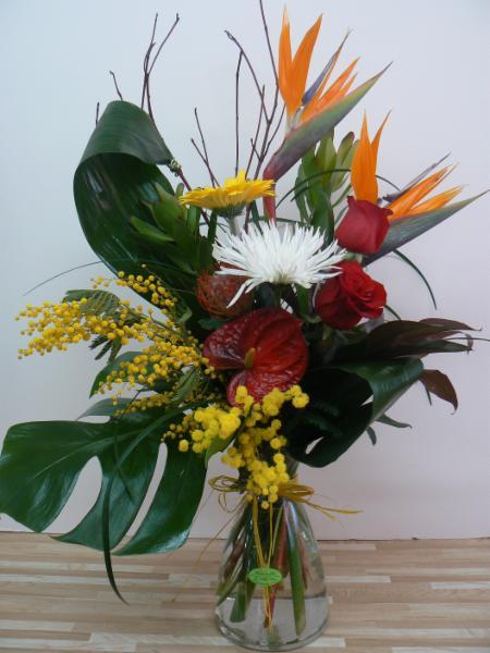 Fleurs En Folie - Photo 2
