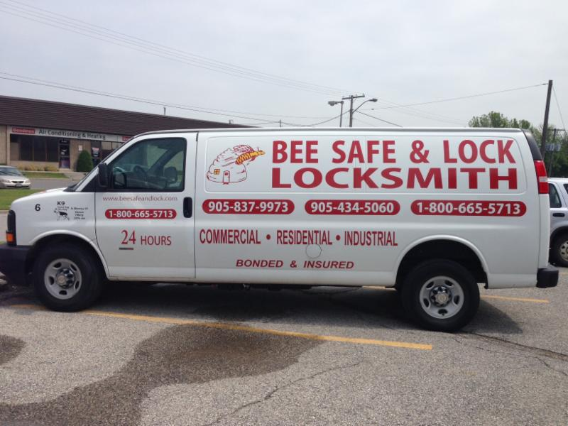 Bee Safe Amp Lock Inc Pickering On 955 Brock Rd Canpages