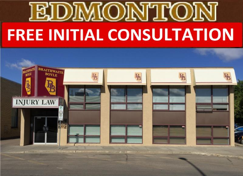 Braithwaite Boyle Building     11816 124 St NW     Edmonton, AB T5L 0M3     (780) 451-9191     (800) 661-4902 - Braithwaite Boyle Accident Injury Law