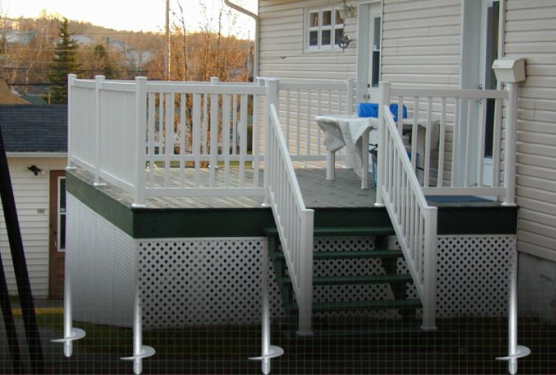 Pieux Vistech Québec Rive-Nord - Photo 11