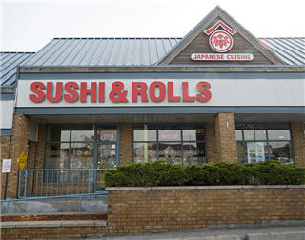Sushi And Rolls - Photo 1
