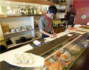 Sushi And Rolls - Photo 3