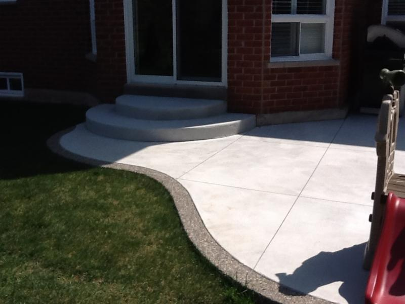 Concrete trimmings oakville on woody rd canpages