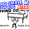 Two Small Men With Big Hearts - Moving Services & Storage Facilities - 250-474-1117