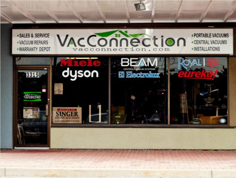 Beam Central Vacuums Burlington On 3315 Fairview St