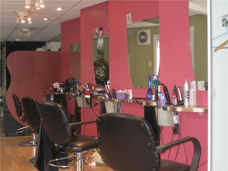Salon de coiffure luigi hull
