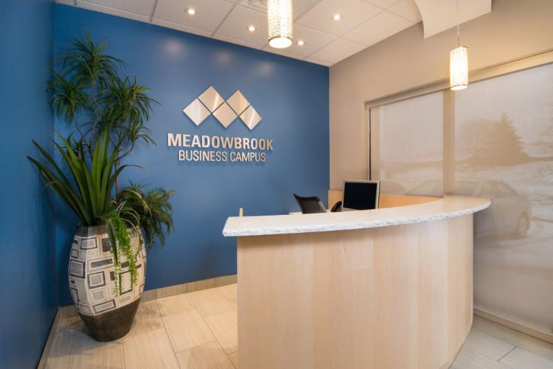 Meadowbrook Business Campus Leasing Office