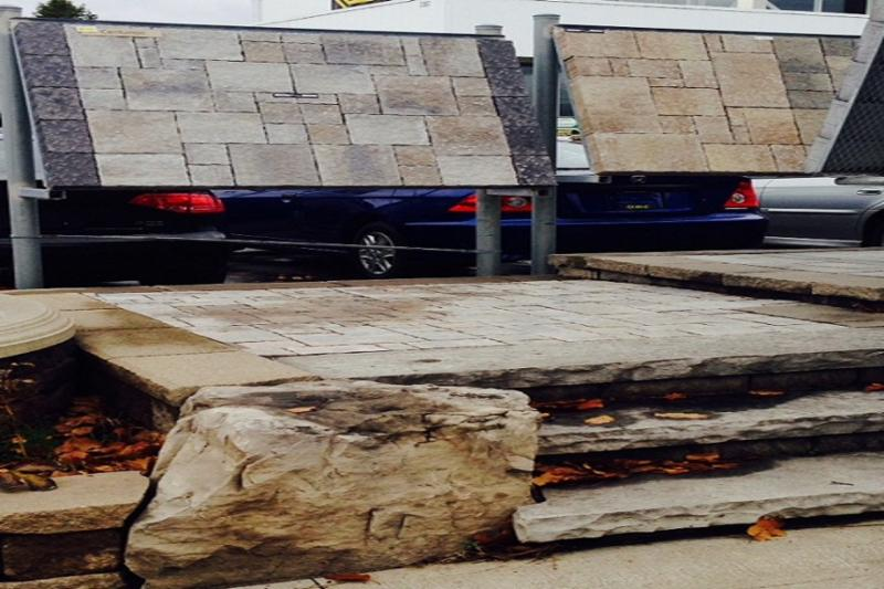 Academy stone store opening hours 2369 royal windsor for Landscaping rocks windsor ontario