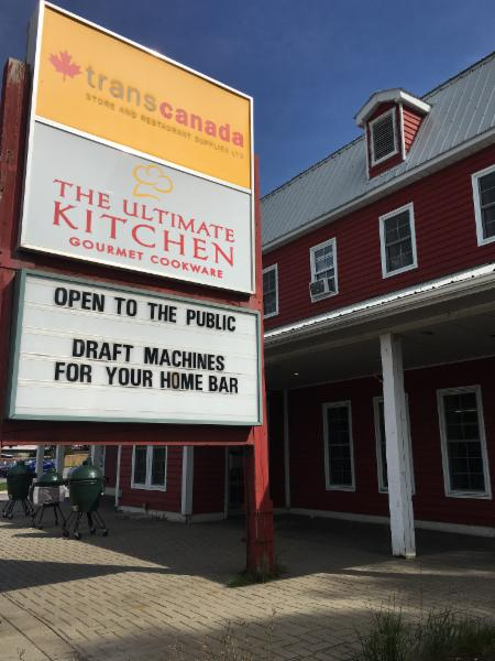 Trans canada store restaurant supplies ltd north bay
