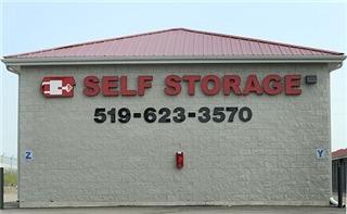photo Cambridge Storage & Mini Warehouse